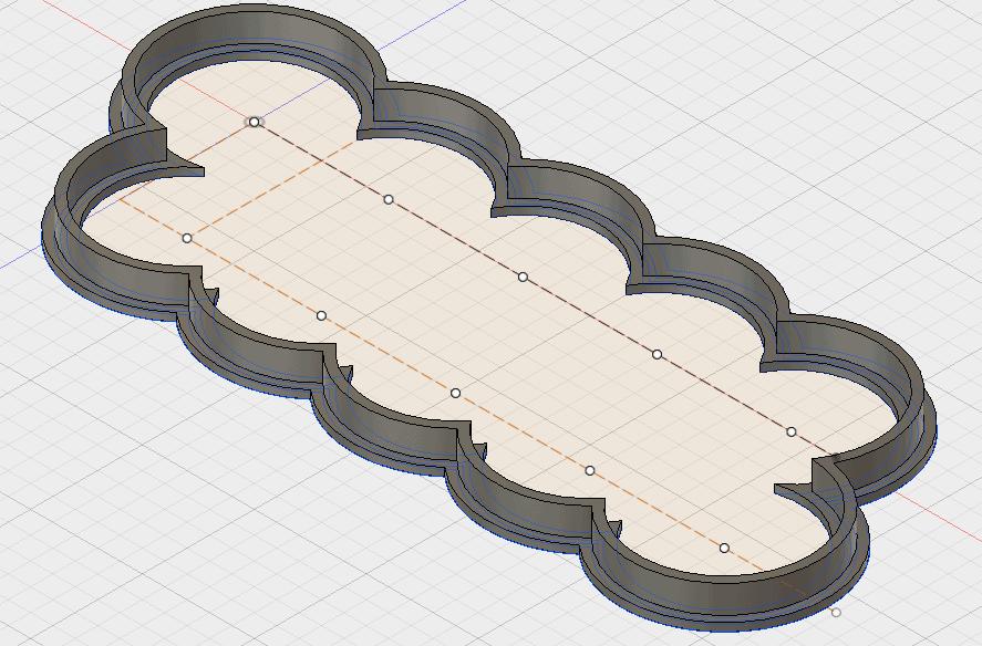 SLICED – Follow Up – Fondantrosen Ausstechform mit Fusion 360 erstellen