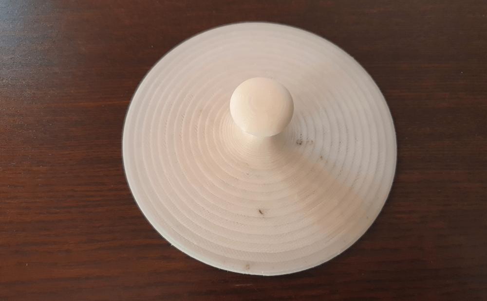 3D Druck – Erste Hilfe: Spuren von Verbrennungen im Druckobjekt