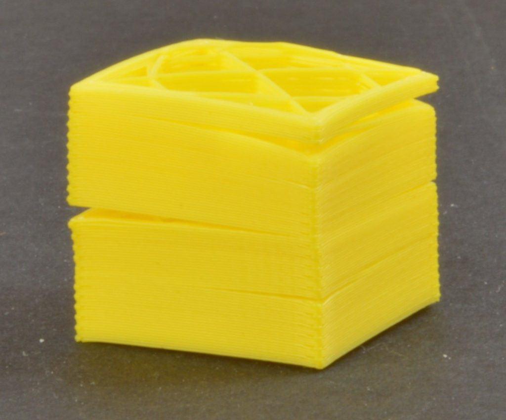3D Druck – Erste Hilfe: Spalten zwischen den Schichten