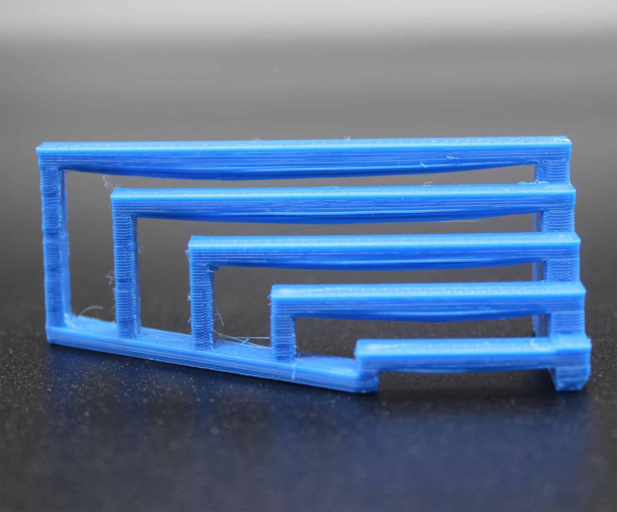 3D Druck – Erste Hilfe: unsauber gedruckte Brücken