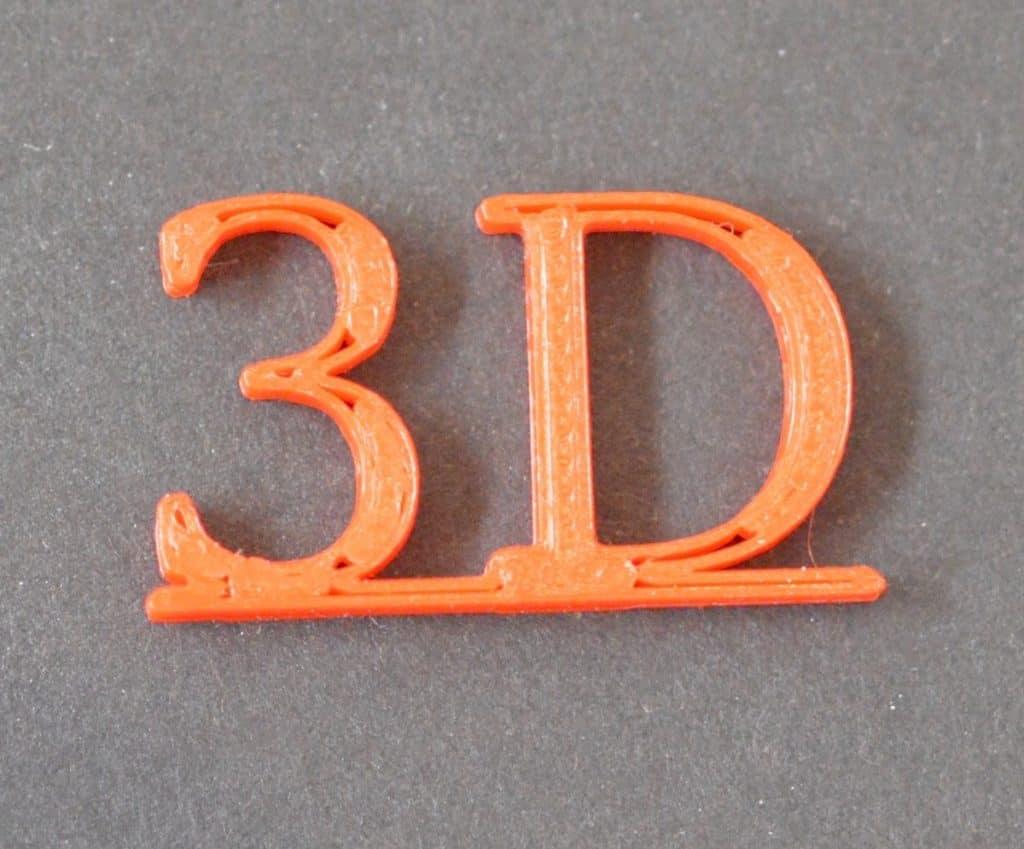 3D Druck – Erste Hilfe: Lücken in dünnen Wänden