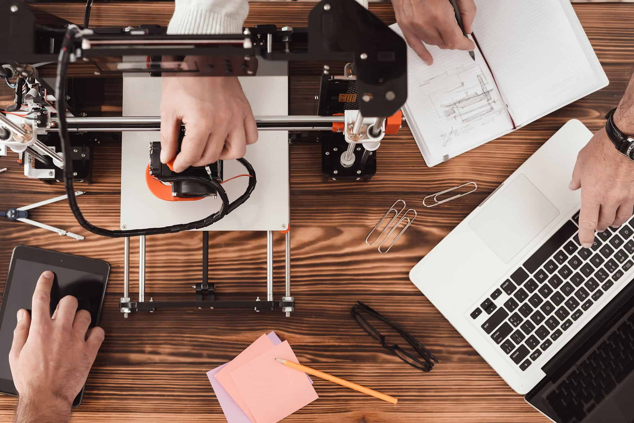 Druckdauer 3D Druck: Wie kann die Druckzeit optimiert werden?