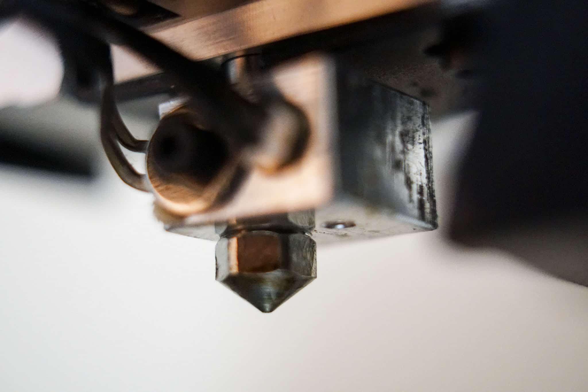 Kann die Düse eines 3D Druckers verschleißen?